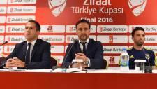 Vitor Pereira: 'Önemli olan kupayı kazanmak'