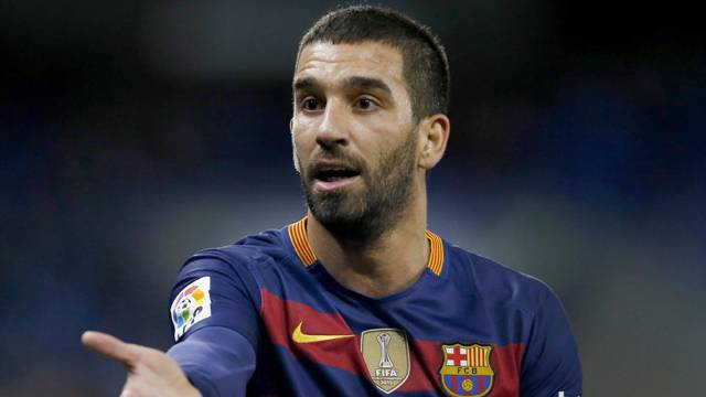 Barcelona'da Arda Turan'ın durumu belli oldu