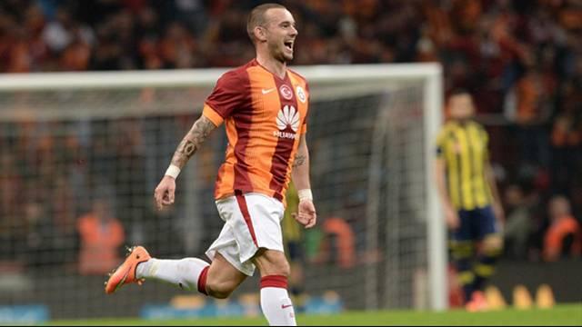 Sneijder Fenerbahçe taraftarını kızdıracak