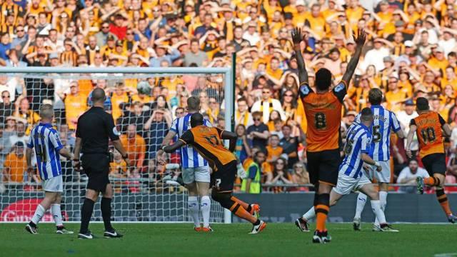 Premier Lig'in son biletini Hull City kaptı