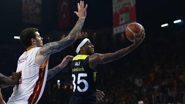 Galatasaray Odeabank 65 - 63 Fenerbahçe