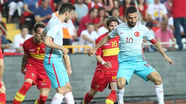 Türkiye 1 - 0 Karadağ