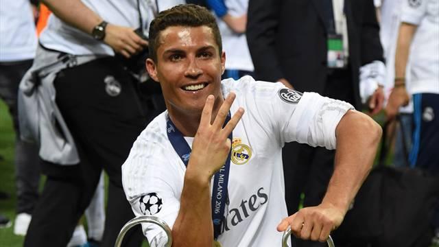 Cristiano Ronaldo rüyasında görmüş
