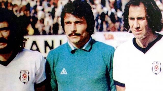 Beşiktaş'ın efsane kalecisi Mete Bozkurt hayatını kaybetti