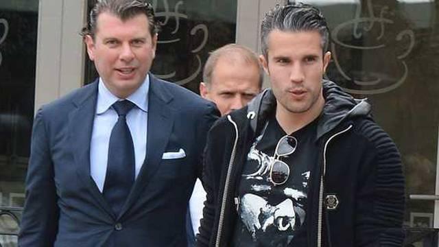 Van Persie Lazio'ya transfer oluyor