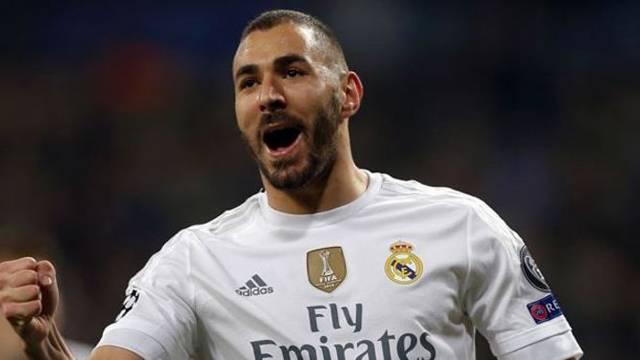 Real Madrid'in yıldızı Benzema İstanbul'a geliyor