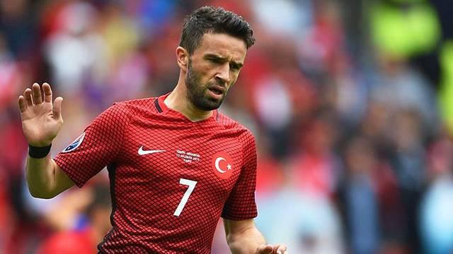 Gökhan Gönül, Beşiktaş'ı açıkladı