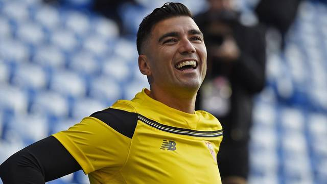 Jose Antonio Reyes, Espanyol'a transfer oldu