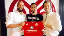 Jose Rodriguez, Mainz 05'te!