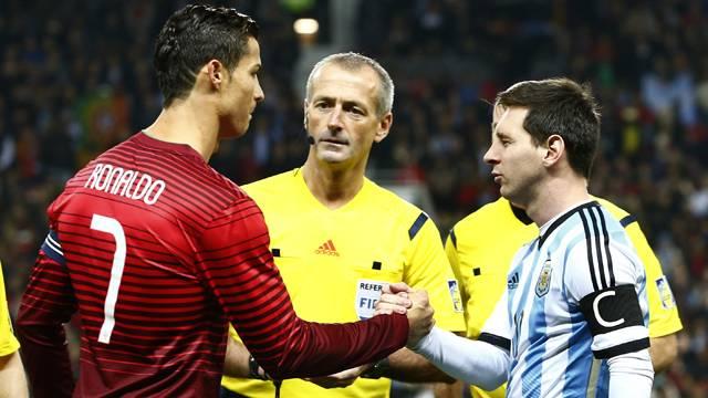 Ronaldo'dan Lionel Messi'ye beklenmedik destek!