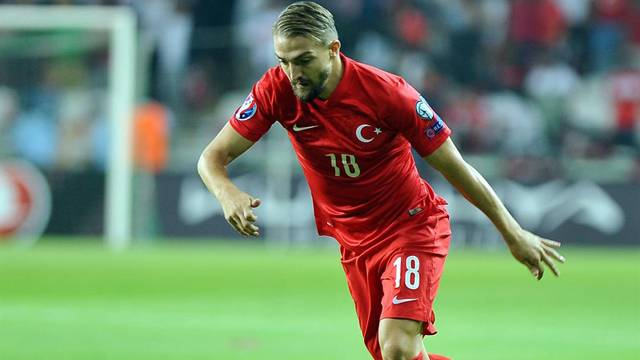 Beşiktaş'tan Caner Erkin atağı