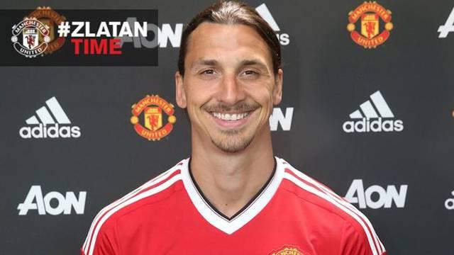 Manchester United, Zlatan Ibrahimovic transferini açıkladı