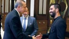Erdoğan: 'Arda Turan beni çok mutlu ettin'