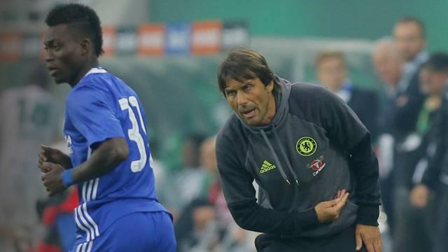 Conte'li Chelsea coştu