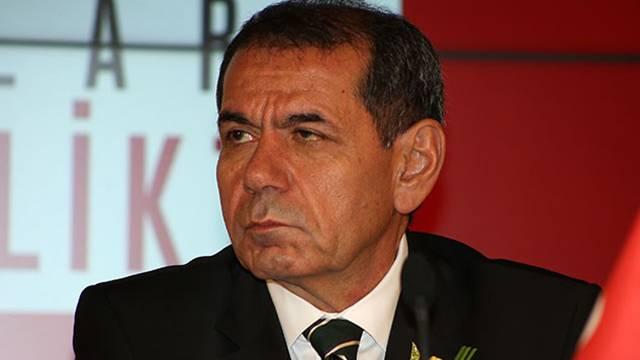 Galatasaray'da Dursun Özbek para arıyor