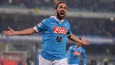 Gonzalo Higuain resmen Juventus'ta