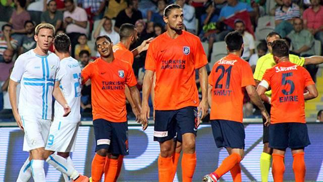 Başakşehir 0-0 Rijeka