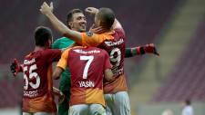 Galatasaray 1 - 0 Karabükspor