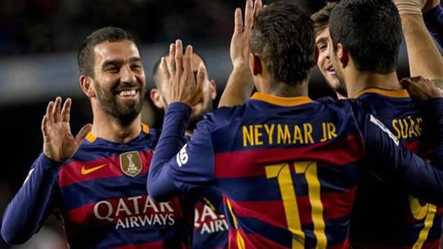 Arda Turan için Neymar'a geç gel uyarısı