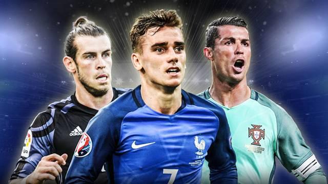 Avrupa'da Yılın Futbolcusu Ödülü