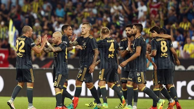Grasshoppers 0 - 2 Fenerbahçe