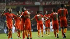 Aytemiz Alanyaspor 2 - 1 Antalyaspor