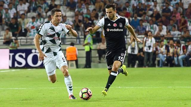 Atiker Konyaspor 2 - 2 Beşiktaş