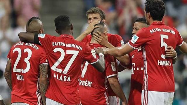 Bayern Münih 6-0 Werder Bremen