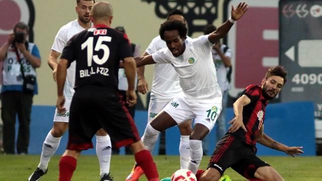 Eskişehirspor 1 - 1 Şanlıurfaspor