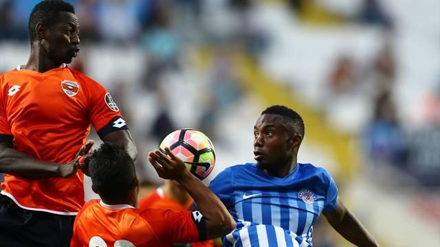 Kasımpaşa 1 - 1 Adanaspor