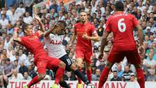 Tottenham 1 - 1 Liverpool
