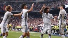 Real Madrid 2-1 Celta Vigo