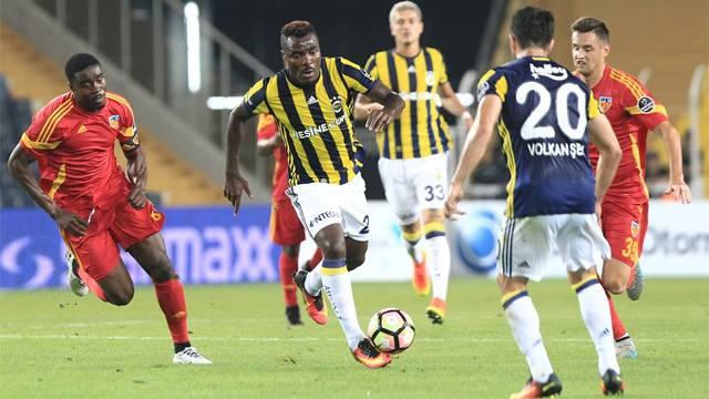 Fenerbahçe 3 - 3 Kayserispor