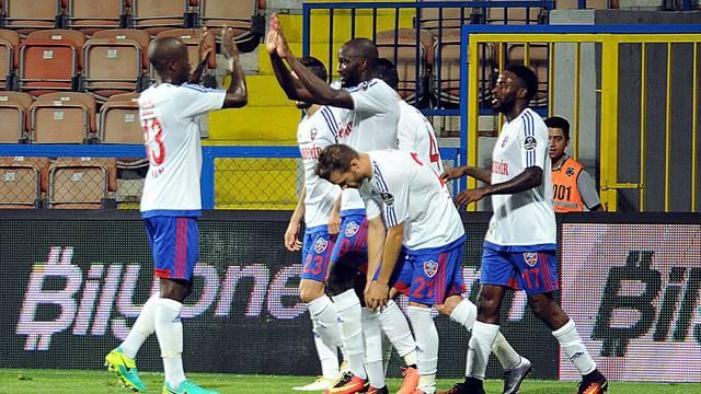 K.Karabükspor 3 - 0 Ç.Rizespor