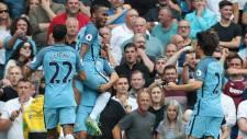 Manchester City 3 - 1 West Ham United