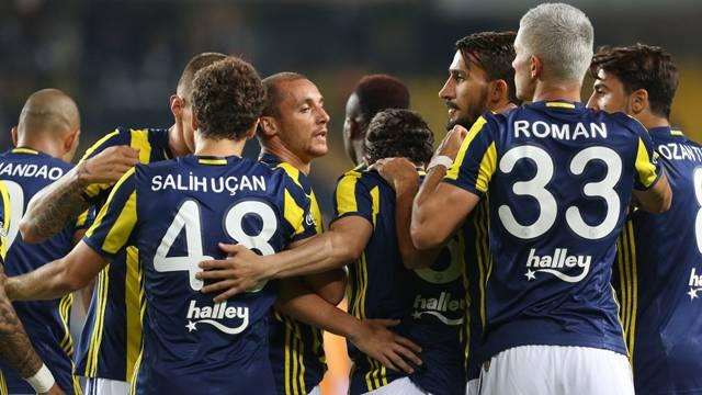 UEFA'dan Fenerbahçe'ye ilginç uygulama