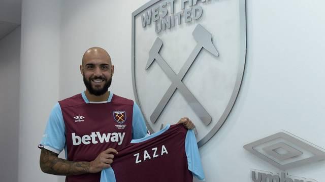 Simone Zaza, West Ham United'a gitti