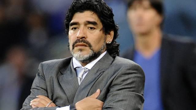 Maradona gözaltına alındı