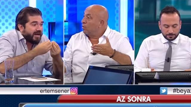Rasim Ozan'dan canlı yayında skandal gaf