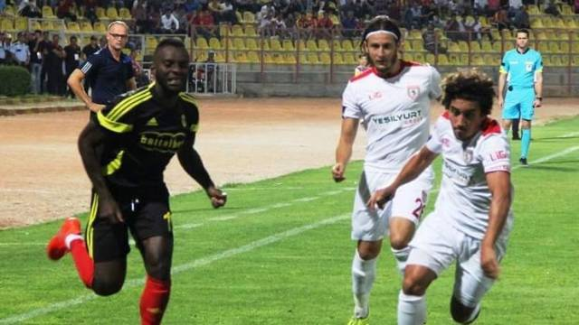 Yeni Malatyaspor 1 - 0 Samsunspor