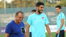 Fatih Terim: 'Hedefimiz Dünya Kupası finalleri'