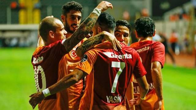 Galatasaray'ın tek rakibi Barcelona