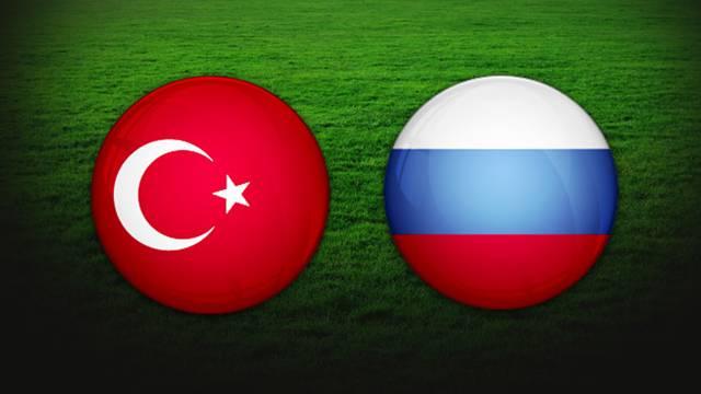 Türkiye-Rusya maçının gelirleri şehit ailelerine bağışlanacak