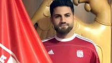 Ali Şaşal Sivasspor'da
