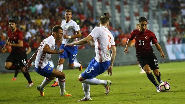 Türkiye 0 - 0 Rusya