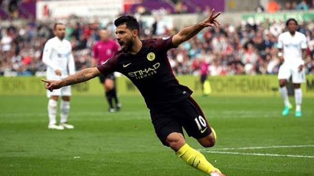 Swansea City 1 - 3 Manchester City
