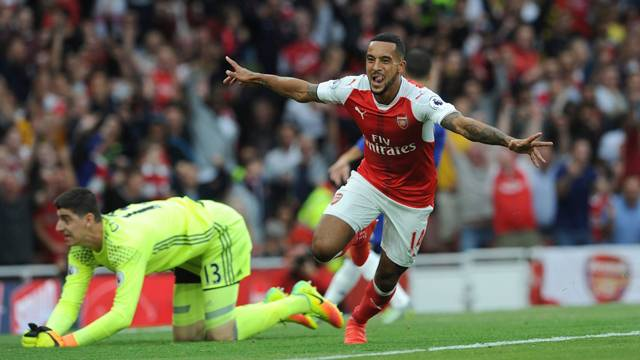 Arsenal 3 - 0 Chelsea