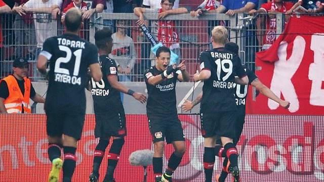 Mainz 2 - 3 Bayer Leverkusen
