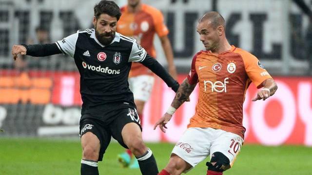 Beşiktaş 2 - 2 Galatasaray