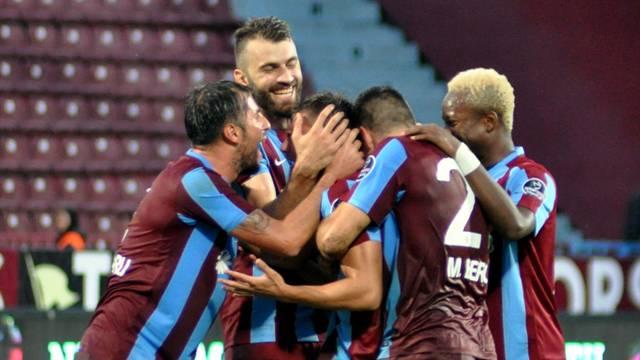 Trabzonspor 1 - 0 Atiker Konyaspor
